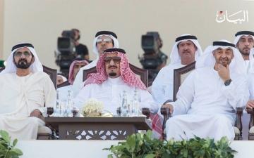 الصورة: الإمارات والسعودية نموذج فريد لعلاقات الأشقاء