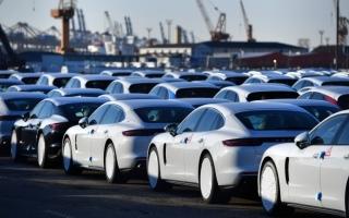 الصورة: نمو مبيعات سيارات أوروبا قبل تطبيق قواعد العوادم