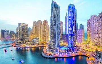 الصورة: دبي أكثر الوجهات شعبية إقليمياً