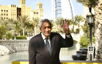 الصورة: الموت يغيّب «عبقري السينما العربية»