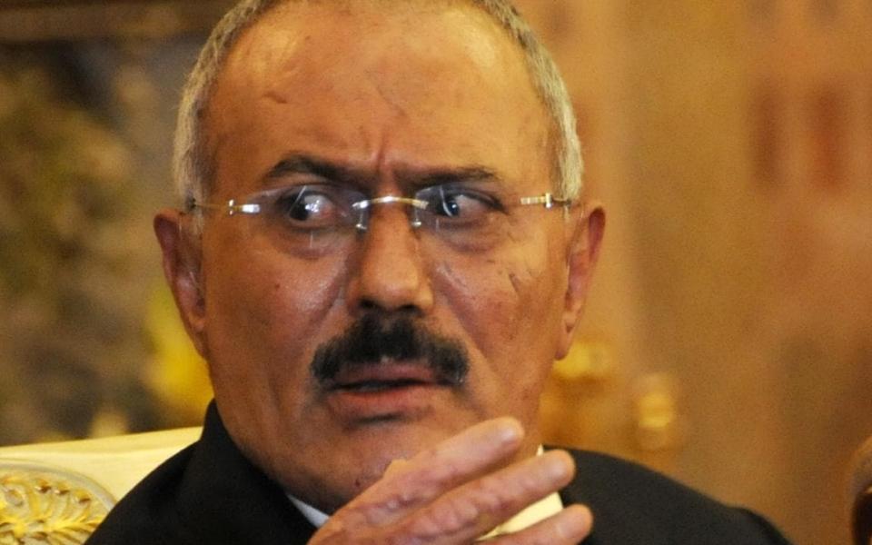 الصورة: تفاصيل جديدة حول مقتل صالح تكشف هوية القاتل الحوثي