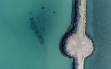 """الصورة: """"إمكان"""" تخطو أول خطوة نحو تحقيق رؤية ساحل الإمارات"""