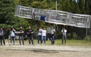 الصورة: اليابان تسعى للحاق بركب «السيارة الطائرة»