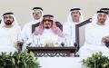 الصورة: محمد بن راشد ومحمد بن زايد:  الإمارات والسعودية جسد واحد ومعاً أبداً