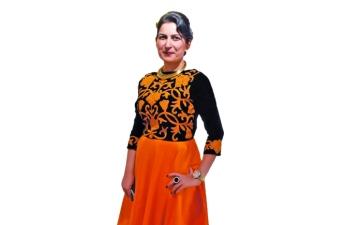 الصورة: دراويش الصوفية أبطال لوحات ريا شارما