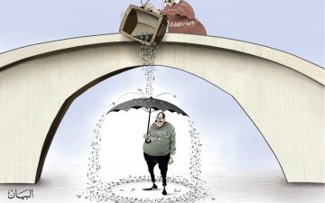 الصورة: إعلام الفتنة.. الإعلام القطري