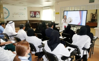 الصورة: «صحة دبي» تنظم ملتقى لأصدقاء مرضى الزهايمر