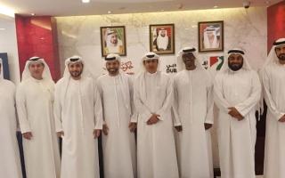 الدائرة تبحث مع «دبي للطيران  المدني» تبسيط الإجراءات