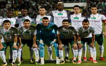 الصورة: المصري البورسعيدي والرجاء البيضاوي إلى نصف نهائي كأس الاتحاد الأفريقي