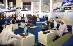 الصورة: أسهم البنوك تدعم تماسك الأسواق وسط مشتريات للأجانب