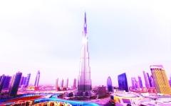الصورة: دبي الأولى عالمياً في إنفــــــاق زوار الليلة الواحدة