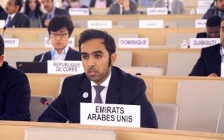 الصورة: الإمارات: الاعتداءات الإسرائيلية ضد الفلسطينيين جرائم حرب