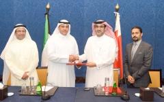 الصورة: مذكرة تفاهم بين البحرين والكويت للتعاون في مجال الحوسبة السحابية