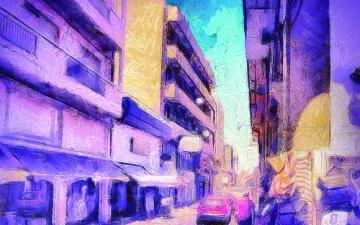 الصورة: «شارع السّبخة».. سرد خيالي