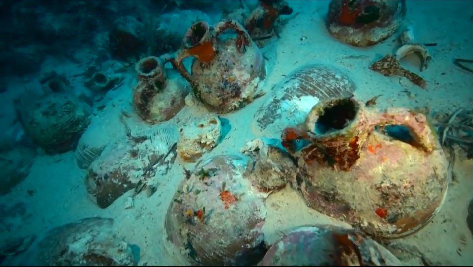 بالفيديو.. العثور على سفن المصير المشؤوم التي ستغير التاريخ