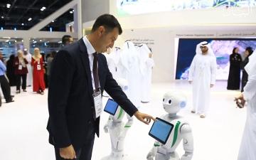 الصورة: دبي تصنع مستقبل التقنيات في العالم