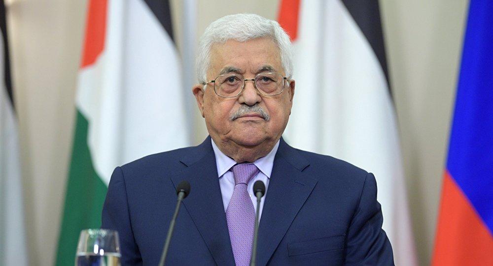 محمود عباس: فلسطين كانت وما زالت وستبقى إلى جانب السعودية