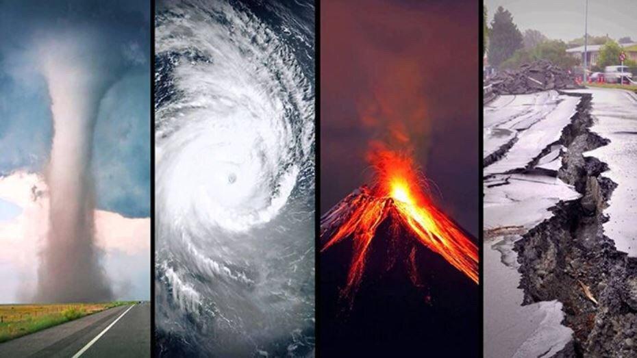 الاحترار المناخي يزيد الكوارث الطبيعية 4 مرات