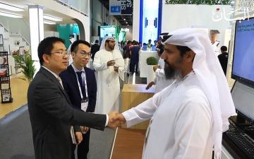 الصورة: دبي ملتقى عمالقة شركات التقنية في العالم