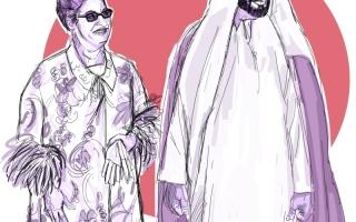 الصورة: الصورة: «أم كلثوم في أبوظبي» يوثّق محطة من الفن الجميل