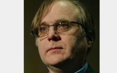 الصورة: وفاة بول ألين أحد مؤسسي مايكروسوفت عن 65 عاما
