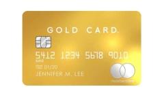 الصورة: بطاقات ائتمان ذهبية لفائقي الثراء في بريطانيا