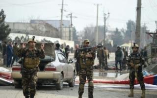 الصورة: 4 قتلى أحدهم نائب مرشح للانتخابات التشريعية في انفجار بأفغانستان