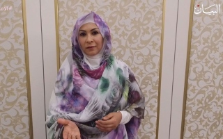 """الصورة: شاهد كيف انتصرت """"غدير"""" في حربها على السرطان؟"""