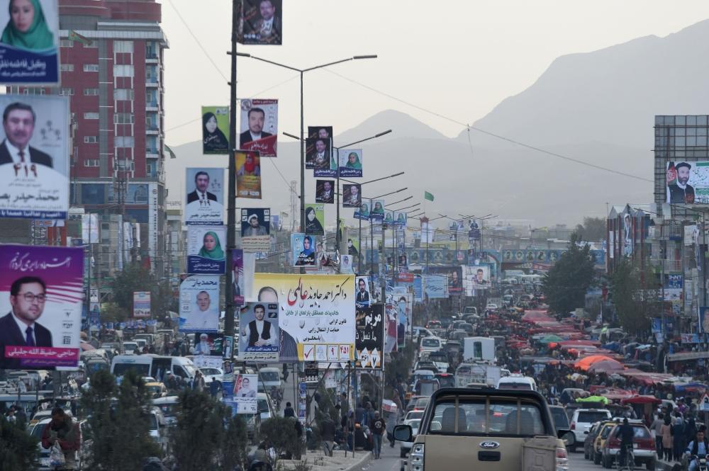 وفاة وإصابة 36 شخصاً في حادث مرور بالعاصمة الأفغانية