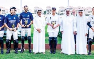 ميثاء بنت محمد: «الإمارات» مفاجأة كأس دبي الذهبية
