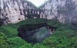 الصورة: بالصور.. فتحات الأرض العملاقة