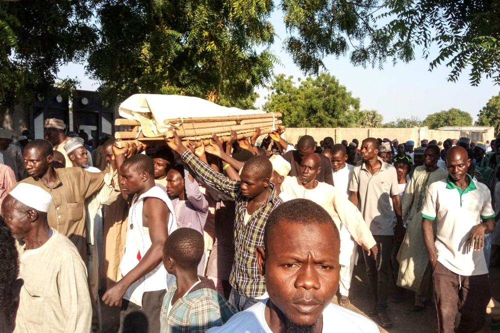 55 قتيلاً في شجار بسوق تجارية في نيجيريا