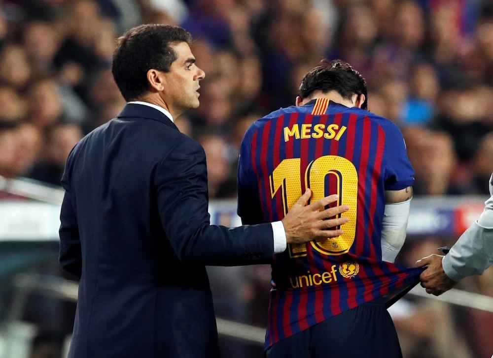 """برشلونة يتصدر """"الليغا"""" بفرحة منقوصة"""
