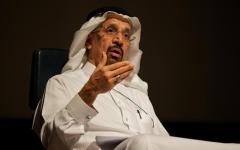 الصورة: وزير الطاقة السعودي : المملكة تفصل بين النفط والسياسة