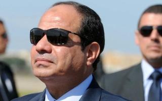 الصورة: الرئيس المصري يؤكد دعم بلاده الكامل للشعب اللبناني
