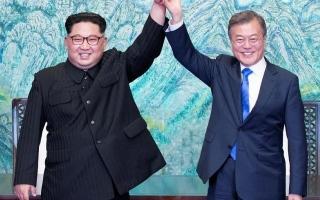 الصورة: الكوريتان تتفقان على نزع السلاح من المنطقة الأمنية المشتركة