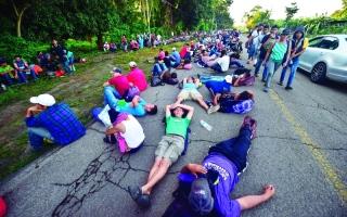 الصورة: ترامب يعلن قطع المساعدات عن دول أميركا الوسطى بسبب المهاجرين