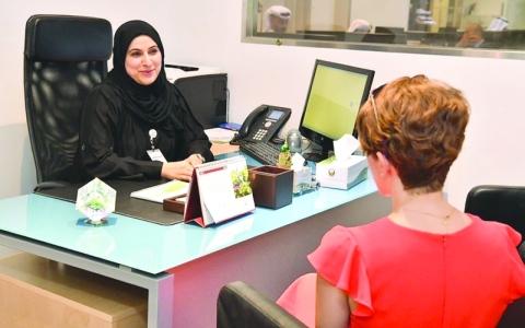 الصورة: استقبال طلبات تمديد إقامة الأرامل والمطلقات في «دبي فستيفال سيتي»