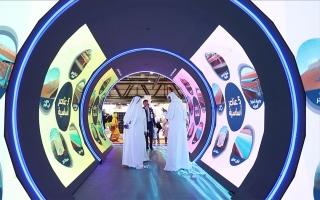 الصورة: الإمارات تقود العالم نحو الاقتصاد الأخضر