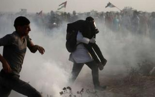 الصورة: قوات الاحتلال الاسرائيلي تقتل فتى فلسطينياً