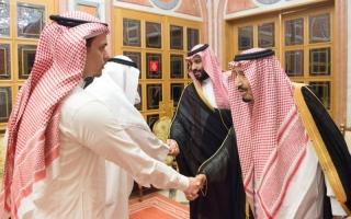 الصورة: السعودية تتعهد محاسبة المقصّر «كائناً من كان»