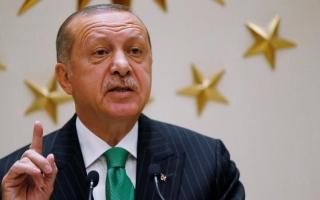 الصورة: الحزب القومي في تركيا يُنهي تحالفه مع أردوغان