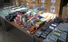 الصورة: الإنتربول يصادر 500 طن من الأدوية غير القانونية حول العالم