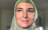 """الصورة: المغنية الشهيرة """"سينيد أوكونور"""" تعتنق الإسلام"""