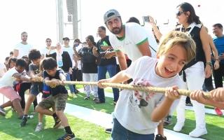 """الصورة: """"تحدي دبي للياقة"""" يفتتح فعالياته بنجاح باهر"""