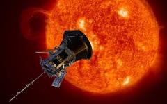 الصورة: مسبار ناسا يحطم الرقم القياسي في الاقتراب من الشمس