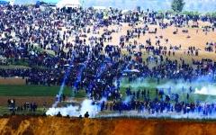 الصورة: مسيرات العودة.. شعب لايزال يحلم بالوطن
