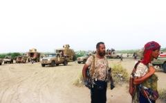 الصورة: انهيار حوثي كبير في الحديدة