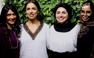 الصورة: ترايثلون دبي للسيدات.. 3 قصص ملهمة لأصحاب الهمم