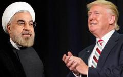 الصورة: روحاني: سنبيع النفط وسنخرق العقوبات الأميركية
